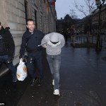 French police arrested this week 17 people in connection with the £8.5million robbery in October (Photo: VantageNews)
