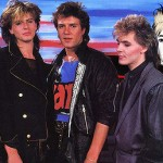 "Duran Duran, shortly after the release of the single ""Rio."" (Photo: Archive)"
