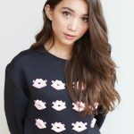 Young actress Rowan Blanchard identifies as queer, or open to relationships with all genders. (Photo: Twitter)