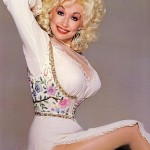 Dolly Parton as a young woman. (Photo: Archive)