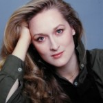 Meryl Streep in the 80's. (Photo: Archive)