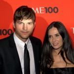 Demi Moore, 3 marriages and a recent divorce from Ashton Kutcher, in photo. (Photo: Twitter/Reproduction)