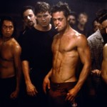 "Pitt starring in ""Fight Club."" (Photo: Archive)"