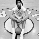 Ferdinand Lewis Alcindor JR : Abdul-Jabbar was born Ferdinand Lewis Alcindor Jr, before converting to Islam. The NBA All-start was a record six-time NBA Most Valuable Player (MVP). (Photo: Archive)