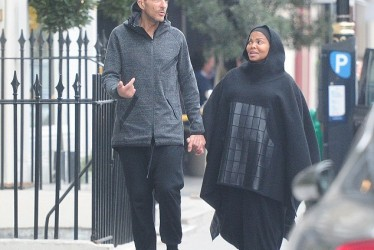Janet Jackson, Husband Baptize New Son Into Islam