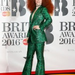 Jess Glynne is open about her lesbian relationship. (Photo: Twitter)