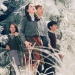 "The wintry wonderland of ""Chronicles of Narnia: The Lion, the Witch and the Wardrobe."" (Photo: YouTube)"
