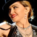 """Madonna recently said she """"hasn't gotten a wink of sleep"""" in between the candidate's election and inauguration. (Photo: Archive)"""