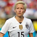 Megan Rapinoe, USWNT star and proud lesbian. (Photo: Twitter)