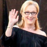 "Hollywood icon Meryl Streep used her platform at the 2017 Golden Globes to bash Trump and the ""football and mixed martial arts"" fans who voted for him. (Photo: Wikimedia/Reproduction)"
