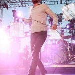Michael Angelakos of Passion Pit is gay. (Photo: Twitter)