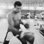 """Muhammad Ali: Boxing champion and human-rights activist Muhammad Ali, converted to Islam in the 60's. """"The word 'Islam' means 'peace.' The word 'Muslim' means 'one who surrenders to God.' But the press makes us seem like haters,"""" he once famously said. (Photo: Archive)"""