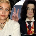 Paris Jackson could use some of her Dad's peaceful vibes right now. (Photo: Twitter)