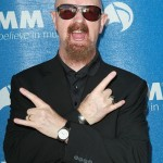 Rocker Rob Halford came out as gay to MTV in 1998. (Photo: Twitter)