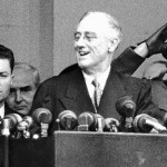 "Inaugurated during the Great Depression and before World War 2, Franklin Delano Roosevelt famously told citizens that there was nothing to fear except fear itself. He might have added ""and the Japanese Navy."" (Photo: Archive)"