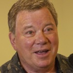 "Bill Shatner never said ""Beam me up, Scotty"" but has married 4 times. (Photo: Wikimedia/Reproduction)"