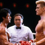 """""""Rocky IV"""" was sold to fans as another underdog boxing movie, but instead they were given a corny Cold War cartoon. (Photo: YouTube)"""