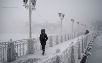 30 Photographs of the Coldest Towns on Earth