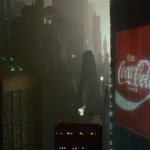 "The digital billboards of ""Blade Runner."" (Photo: Archive/Reproduction)"