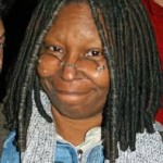 """Whoopi Goldberg has used several episodes of her day-time talk show """"The View"""" to bash Trump. (Photo: Wikimedia/Reproduction)"""