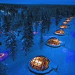 The beautiful glass igloos of Lapland. (Photo: Archive)