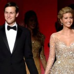 Ivanka Trump, with husband at the Ball. (Photo: Twitter/Reproduction)