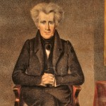 Looking a little tipsy? Andrew Jackson, 17th President, was accused of being drunk after giving a braggadocios speech to introduce Honest Abe at Lincoln's second Inauguration in 1865. (Photo: Archive)