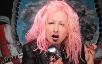 Cyndi Lauper's Clash With Madonna Over Trump Protest Could Be 30+ Years In Making