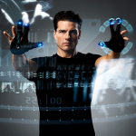 """Minority Report"" and gesture-controlled computers. (Photo: Instagram/Reproduction)"