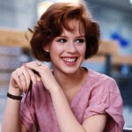 Molly Ringwald in the mid-80s. (Photo: Archive)