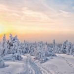 Lapland is the coldest, northernmost region of Finland. (Photo: Archive)