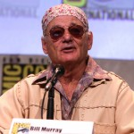 Murray at a recent Comic-Con. (Photo: Archive)