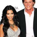 Then-Bruce Jenner with Kim Kardashian in 2010. (Photo: Flickr/Reproduction)