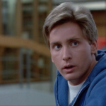Emilio Estevez in The Breakfast Club. (Photo: Archive)