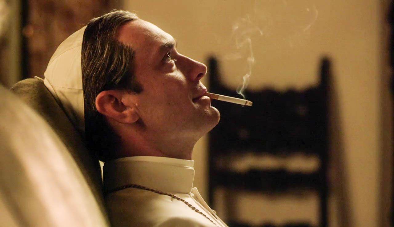 "Jude Law as Pius XIII in HBO's ""The Young Pope."" (Photo: Archive)"