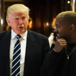 Kanye met with then-President-Elect Trump at Trump Tower on December 14th. (Photo: Twitter)