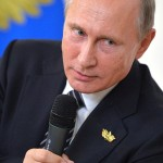 Putin was accused by Democrats and later the CIA of international espionage. (Photo: Wikimedia)