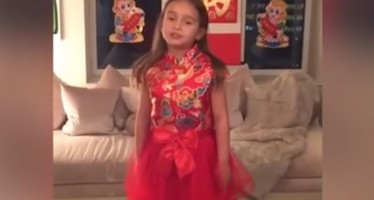 China May Be In Love With Donald Trump's Granddaughter Thanks To This Viral Video