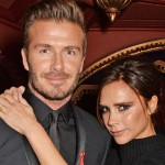 David and Victoria Beckham. (Photo: Twitter)