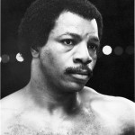"NFL linebacker Carl Weathers as Apollo Creed in ""Rocky."" (Photo: Archive)"