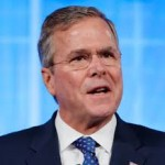 Many rival candidates, including Jeb Bush (in photo) accused Trump of being soft on Vladimir Putin and Russia. (Photo: Wikimedia)