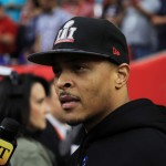 """There is no word on whether """"T.I."""" stands for """"touchdown, interception."""" (Photo: Twitter)"""