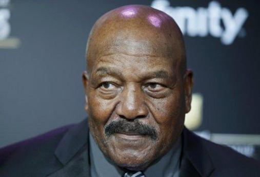 NFL great-turned-actor and social activist Jim Brown supported Clinton, but praised the new U.S. President after a meeting at Trump Tower. (Photo: Wikimedia)