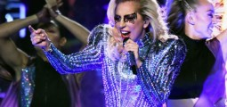 Lady Gaga And 20 Other Celebrities At Super Bowl LI In Houston