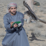 Falconry is a popular Middle Eastern sport. (Photo: Jetss Brazil)