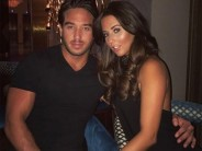 James Lock and Danielle Armstrong's Relationship Drama is Going Viral