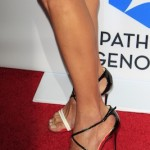 The step-ladder toes of Alessandra Ambrosio. (Photo: Flickr)