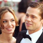 Brad Pitt with former wife Angelina Jolie. (Photo: Twitter)