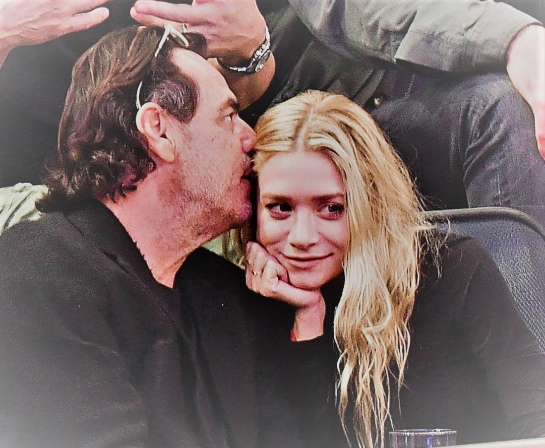Ashley Olsen has broken up with another boyfriend. This time the victim is 58 year-old investor Richard Sachs. (Photo: Twitter)
