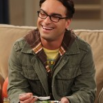 "Johnny Galecki has been a big deal on ""The Big Bang Theory""...since before the Big Bang. (Photo: Twitter)"